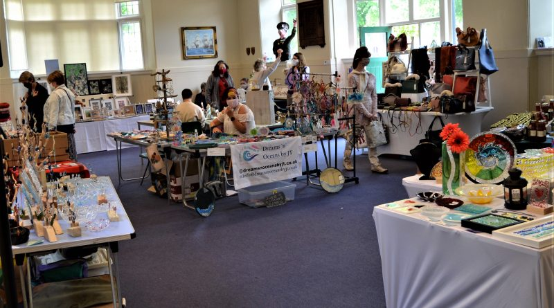 Local makers make it to market
