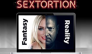 Sextortion Campaign