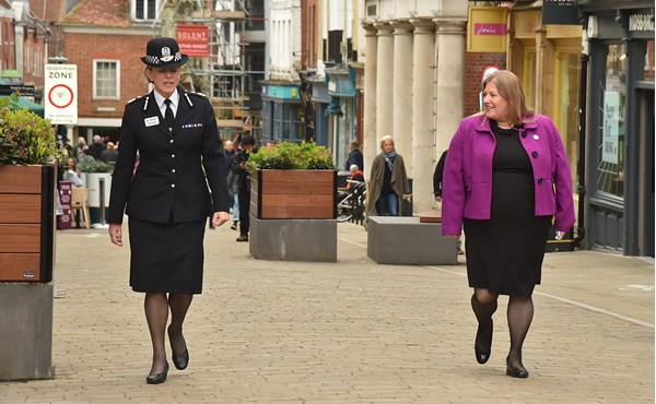 Police and Crime Commissioner for Hampshire and Isle of Wight