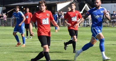 Fareham hit for eight by rampant City