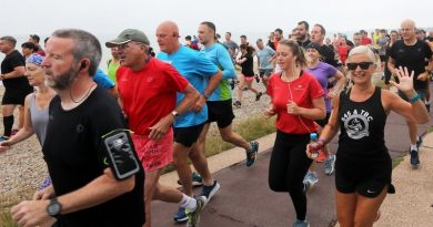 Lee-on-the-Solent runners return after 497 days