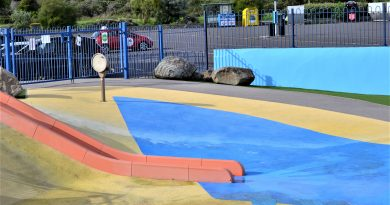 Council plans extra £230,000 on splash park and refuse collection