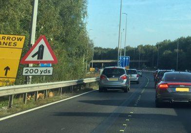 Motorway closures ahead for busy weekend