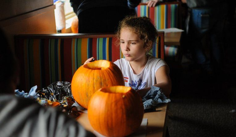 Trick or Treat! Make it a Half-Term to Remember…