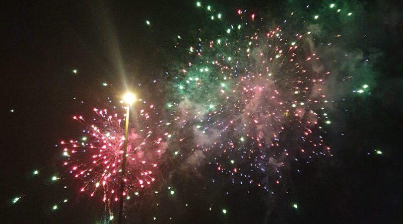 Sultan fireworks